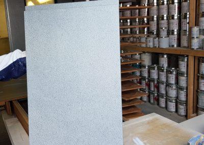Granite effect kitchen Respray