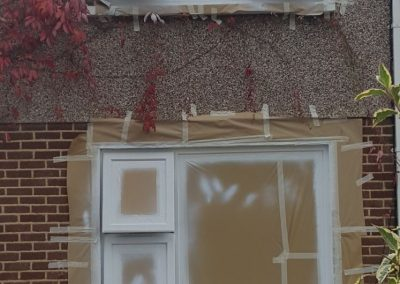 Respray your old upvc