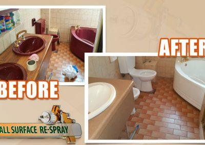 Bathroom respray
