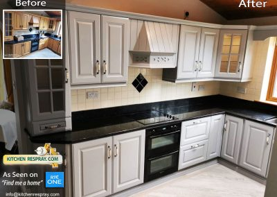 Kitchen Respray Laoise