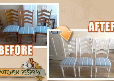 respray Skerries chairs