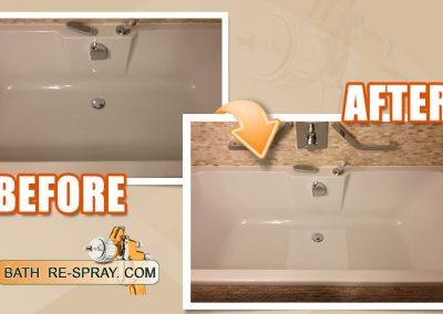 bath respray Slip res square