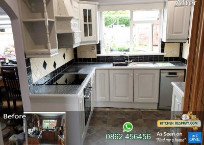 Kitchen Respray Pavillion grey (1(