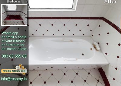 Bath Respray Ireland