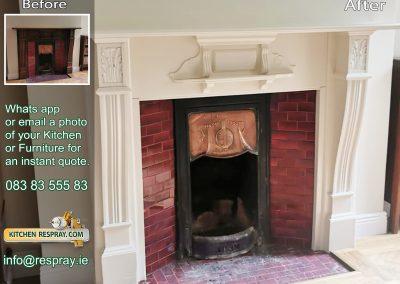 Kitchen Respray,door respray,PVC Firebass