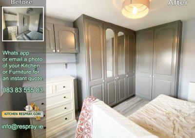 Kitchen Respray,door respray Furniture Respray